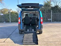 peugeot bipper tepee used 2011 peugeot bipper tepee hdi wheelchair accessible vehicle