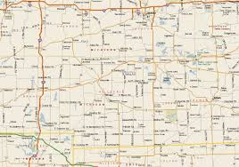 Coldwater Michigan Map by Coverage Map For A Spectacular Event Party Rental Tent Rental Set
