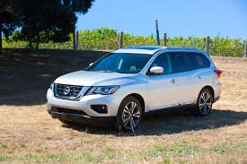 nissan pathfinder us news 2018 nissan pathfinder and 2018 leaf us pricing gets official
