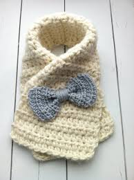 knitting pattern bow knot scarf too cute for service looks like a bow tie could do a necklace for
