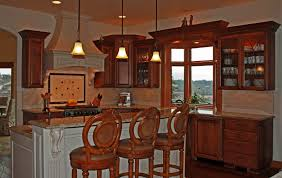 Western Dining Room Table by Affordable Custom Cabinets Showroom