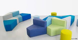 77 blue angular modular reception sofas livingrrr pinterest