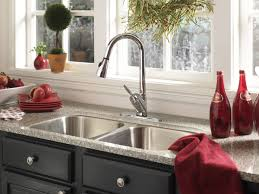 kitchen sink and faucets popular of kitchen sinks and faucets with modern kitchen sink