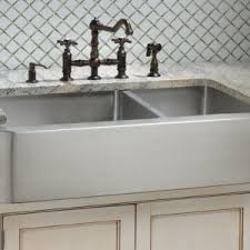 brushed nickel faucet with stainless steel sink farm sinks for kitchens traditional style kitchens with egyptian
