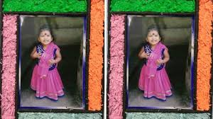 how to make photo frame with waste paper kids all art u0026 craft