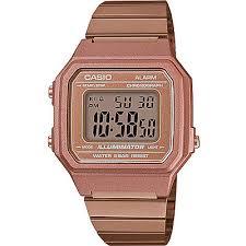 casio donna piccolo orologio digitale donna casio colletion b650wc 5aef digitali casio
