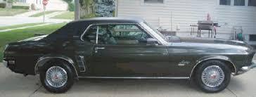 1969 mustang grande ford mustang grande