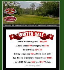 black friday deals u2013 southwest golf ranch u2013 lebanon cincigolf com