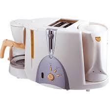 Kettle Toaster Elekta Gulf