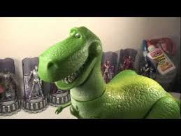 toy story collection rex roarr u0027n dinosaur talking movie toy