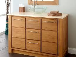 Teak Bathroom Cabinet Bathroom Teak Bathroom Cabinet 54 355592 L Teak Bathroom Vanity