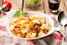 cuisine tartiflette tartiflette express rececette moulinex