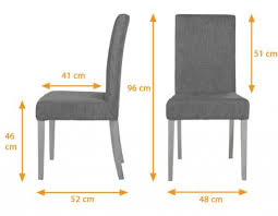 Dining Room Chair Dimensions Standard Dining Room Chair Height - Dining room chair height