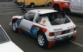 peugeot 205 group b olympus rally vintage nw motorsport page 3