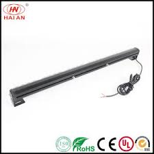 china led lightbar with traffic advisor flash pattern custom