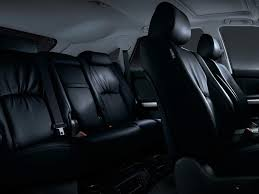 harrier lexus interior toyota harrier hybrid 2005 design interior exterior innermobil