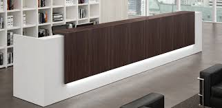 Counter Reception Desk Z2 Reception Desk Counter By Officity Quadrifoglio