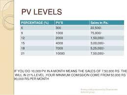 pv plan amway business plan