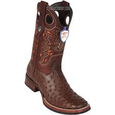 ostrich boots authentic full quill ostrich western cowboy boots