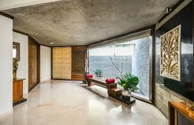 Entry Vestibule by Gallery Of Aranya House Modo Designs 5