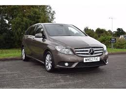 used mercedes benz b class hatchback 1 8 b200 cdi blueefficiency