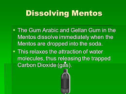 Peter Evans Sink by The Diet Soda And Mentos Effect By Pete Evans Digre Ppt Download