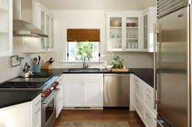 cuisine pour petit espace idee cuisine petit espace deco maison moderne