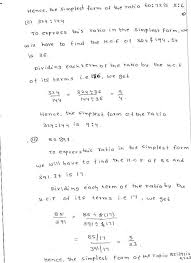 rd sharma solutions class 6 maths chapter 9 ration praportion and