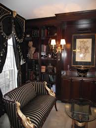 home design office decorating ideas for men library bedroom idolza decorating a home library in black and gold gantts designer for home decor interior