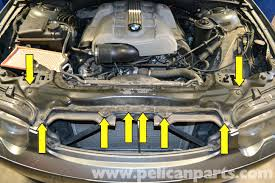 bmw the infamous alternator bracket oil leak on the e65 bmw 7