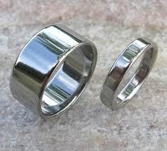 titanium wedding band sets beautiful selection of titanium wedding band sets