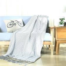 plaid coton canapé plaid pour canape plaid coton canape couvertures sur le lit