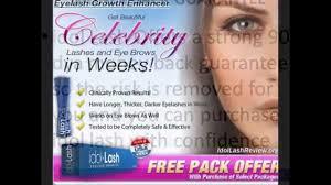 dont buy before watch this idol lash reviews eyelash growth