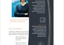 free microsoft brochure templates free flyer template word