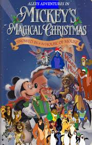 alex u0027s adventures of mickey u0027s magical christmas snowed in at the