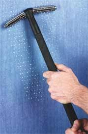 wallpaper steamers and perforators