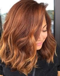 new hair colors for 2015 pumpkin spice hair color trend popsugar beauty australia