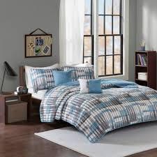 Pixel Comforter Set Buy Aqua Bed Comforter Sets Queen From Bed Bath U0026 Beyond