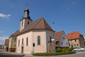 Plz Bad Rappenau Kirchen Gemeinde Siegelsbach