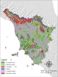 Russian Boreal Forest Disturbance Maps by Chiesi M Chirici G Barbati A Salvati R Maselli F 2011 Use