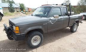 Ford Ranger Truck Rack - 1989 ford ranger supercab pickup truck item dr9215 wedne