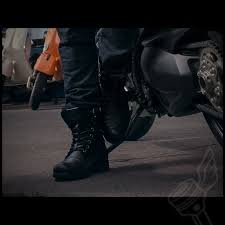 suzuki riding boots black rev u0027it regent motorcycle riding boots