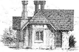 19th century historical tidbits 1830 farm laborer u0027s house plans
