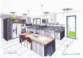 dessin cuisine 3d dessiner plan cuisine logiciel pour dessiner plan cuisine gratuit