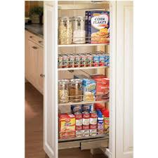 cabinet pull out shelves kitchen pantry storage pantry pullout shelves and baskets view and reach items in