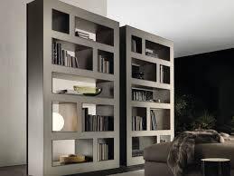 Contemporary Bookcase With Doors Rimadesio Bookcase Stele Bookcase Storage Furniture Design