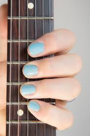 buy light robins egg blue silver shimmer pretty nail colors for men