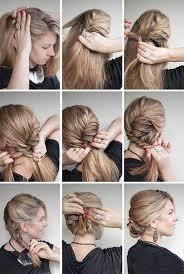 model rambut sanggul simple model sanggul modern ala selebriti hollywood sanggul pinterest