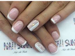 best 25 shellac french manicure ideas on pinterest french