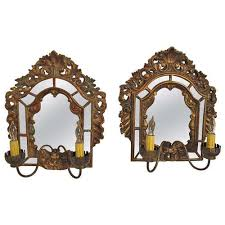 Mirror Sconce Sconces U2014 Antiquario